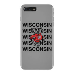 wisco classic t shirt iPhone 7 Plus Case | Artistshot
