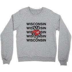 wisco classic t shirt Crewneck Sweatshirt | Artistshot