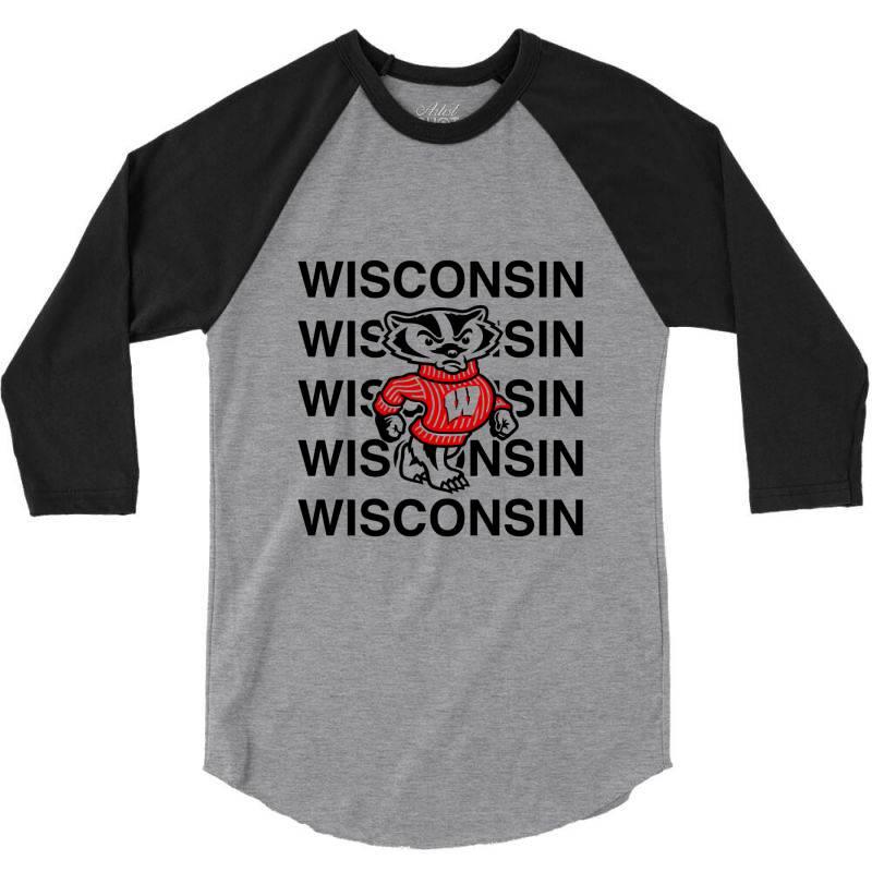 Wisco Classic T Shirt 3/4 Sleeve Shirt | Artistshot