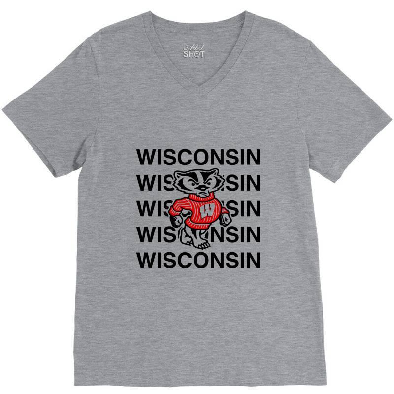 Wisco Classic T Shirt V-neck Tee | Artistshot