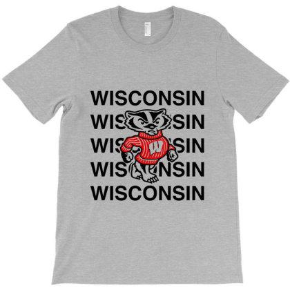 Wisco Classic T Shirt T-shirt Designed By Moon99