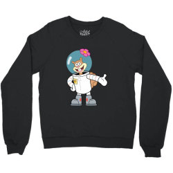 cute astranot cartoon Crewneck Sweatshirt | Artistshot