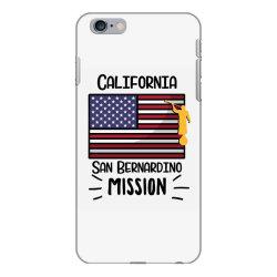 CALIFORNIA SAN BERNARDINO MISSION iPhone 6 Plus/6s Plus Case | Artistshot