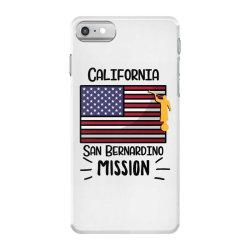 CALIFORNIA SAN BERNARDINO MISSION iPhone 7 Case | Artistshot
