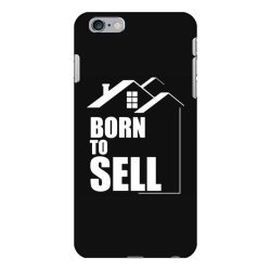 real estate agent saying funny iPhone 6 Plus/6s Plus Case | Artistshot