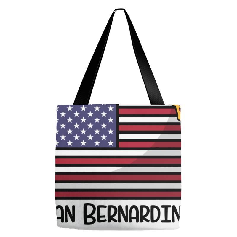 California San Bernardino Mission Tote Bags | Artistshot