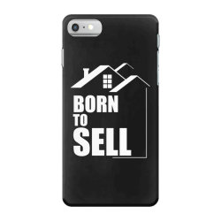 real estate agent saying funny iPhone 7 Case | Artistshot