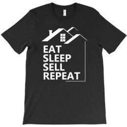 real estate agent saying funny1 T-Shirt | Artistshot