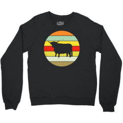 scottish highland highland cattle cow Crewneck Sweatshirt | Artistshot