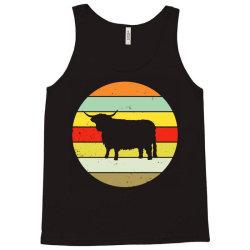 scottish highland highland cattle cow Tank Top | Artistshot