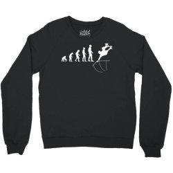 skateboarder trick half pipe evolution Crewneck Sweatshirt | Artistshot