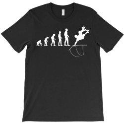 skateboarder trick half pipe evolution T-Shirt | Artistshot
