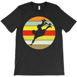 skateboarder trick half pipe handstand T-Shirt | Artistshot