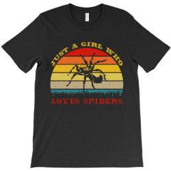spiders T-Shirt | Artistshot