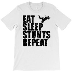 stuntman cascadeur motorcycle jump T-Shirt | Artistshot