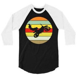 stuntman cascadeer motorcycle1 3/4 Sleeve Shirt | Artistshot