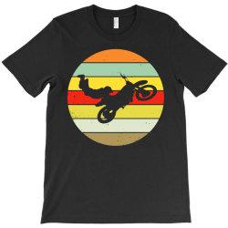 stuntman cascadeer motorcycle1 T-Shirt | Artistshot