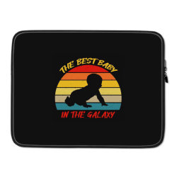 the best baby in the galaxy Laptop sleeve | Artistshot