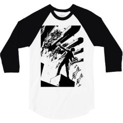 yelena attack on titan anime manga panel classic t shirt 3/4 Sleeve Shirt | Artistshot