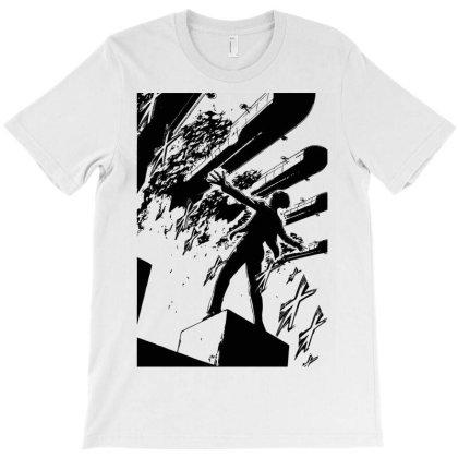 Yelena Attack On Titan Anime Manga Panel Classic T Shirt T-shirt Designed By Moon99