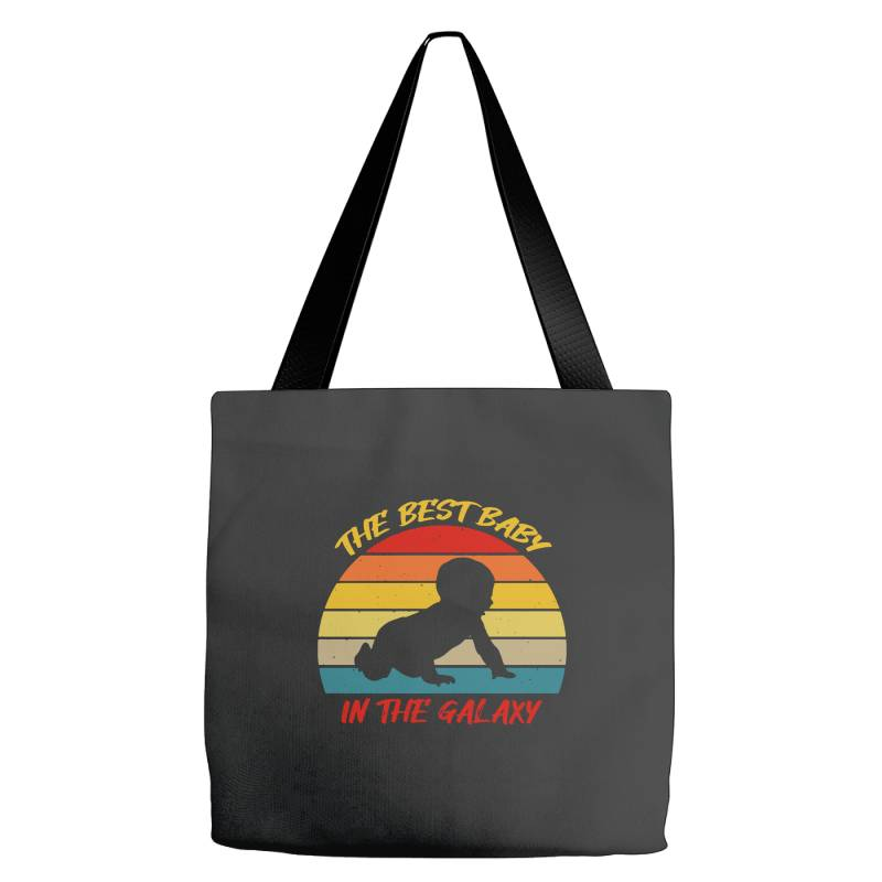 The Best Baby In The Galaxy Tote Bags | Artistshot
