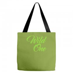 Wild One Tote Bags | Artistshot