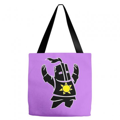 Dark Souls Solaire Tote Bags Designed By Hbk