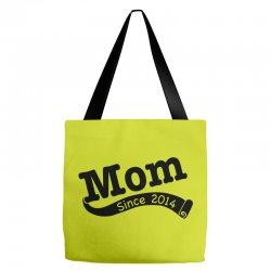 Mom Since 2014 Tote Bags   Artistshot