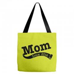Mom Since 2016 Tote Bags | Artistshot
