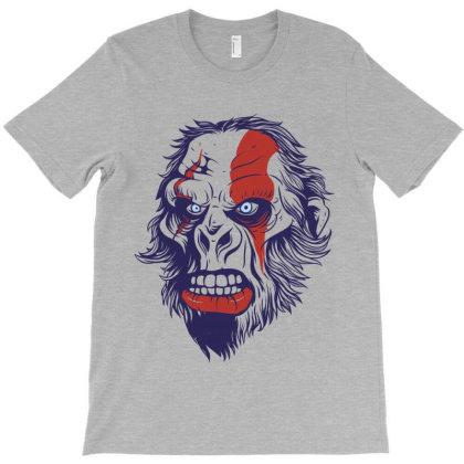 Gorilla Monkey T-shirt Designed By Estore