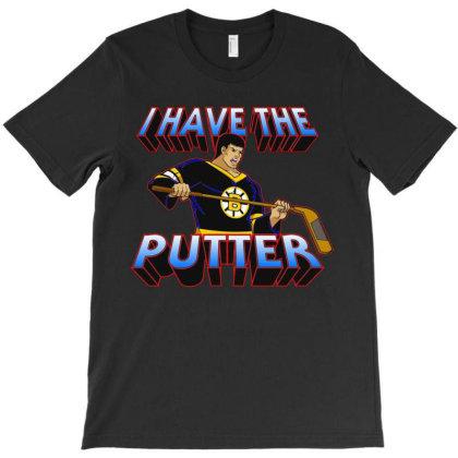 I Have The Putter T-shirt Designed By Jameszestrada
