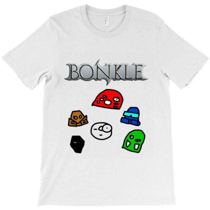 Bonkle Shirt W, Original Artwork Classic T Shirt T-shirt Designed By Moon99