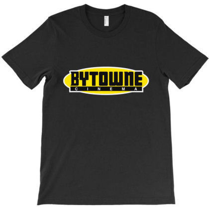 Bytowne Cinema Classic T Shirt T-shirt Designed By Moon99