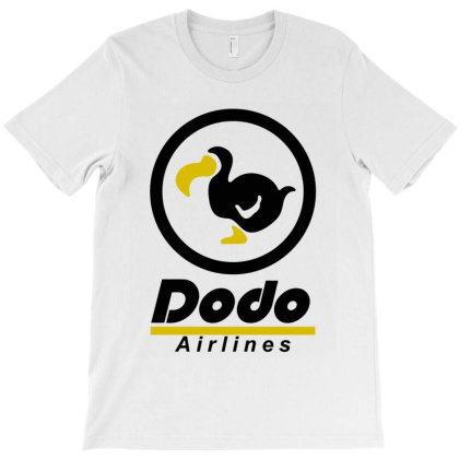 Dodo Airlines T Shirt T-shirt Designed By Moon99