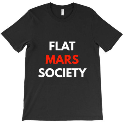 Flat Mars Society Shirt Essential T Shirt T-shirt Designed By Moon99