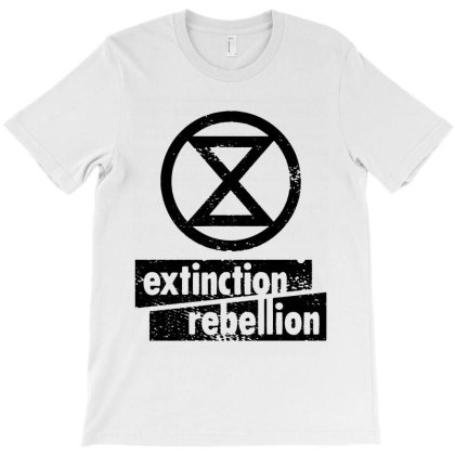 Extinction Rebellion T-shirt Designed By Dorothy Tees