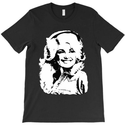 Dolly Parton T-shirt Designed By Dorothy Tees