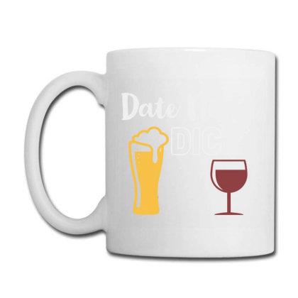 Date Night Dice Coffee Mug Designed By Oceaneyes