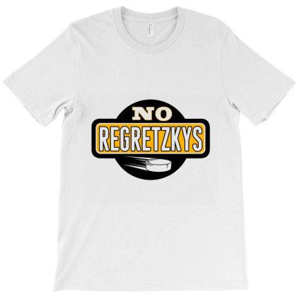Regretzky T Shirt T-shirt Designed By Moon99