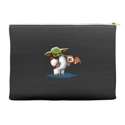 Baby Yoda In Disguise Accessory Pouches Designed By Koopshawneen