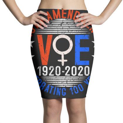 19th Amendment 100 Year Anniversary Voting Pencil Skirts Designed By Koopshawneen
