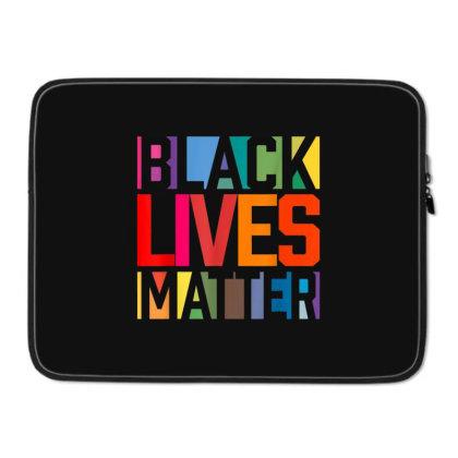 Black Lives Matter Laptop Sleeve Designed By Koopshawneen