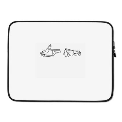 Run The Jewels 4 Wireframe Classic T Shirt Laptop Sleeve Designed By Moon99