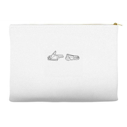 Run The Jewels 4 Wireframe Classic T Shirt Accessory Pouches Designed By Moon99