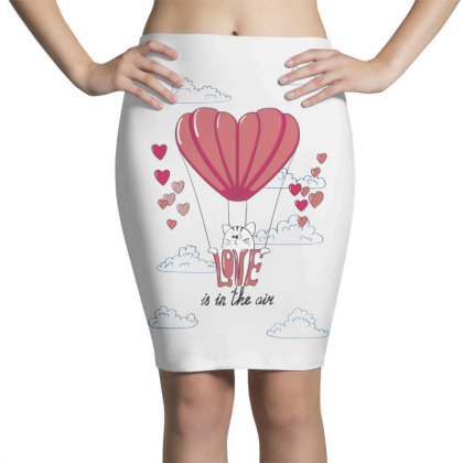 Love Is In The Air Pencil Skirts Designed By Coşkun