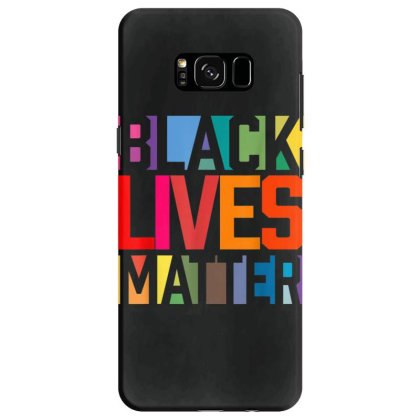 Black Lives Matter Samsung Galaxy S8 Case Designed By Koopshawneen