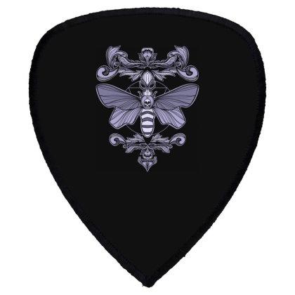 Death Moth Shield S Patch Designed By Koopshawneen