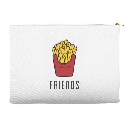Fried Potatoes Fast Food Accessory Pouches Designed By Coşkun