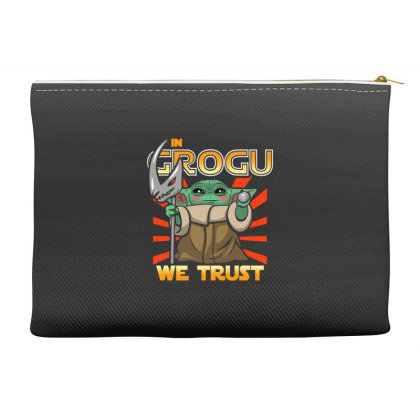 Grogu Trust The Kid Accessory Pouches Designed By Koopshawneen