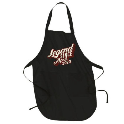 Legend Since April 2020 Full-length Apron Designed By Akin